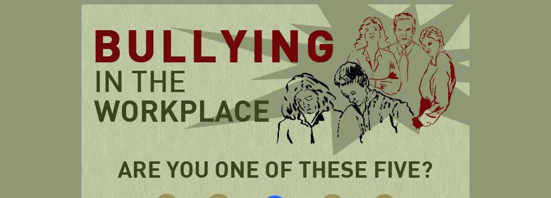 Types of Workplace Bullying Behaviours