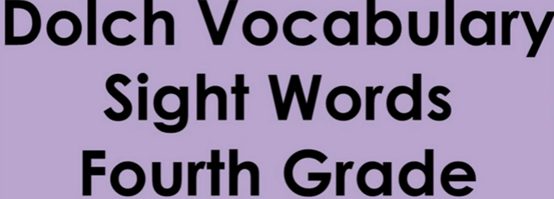 4th-grade-dolch-sight-words-list