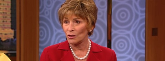 Great Judge Judy Sayings