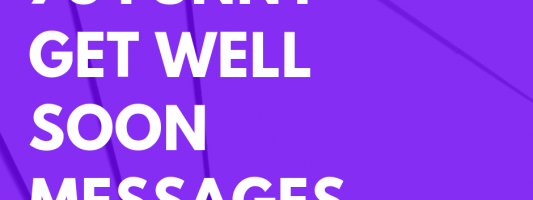 75 Funny Get Well Soon Messages