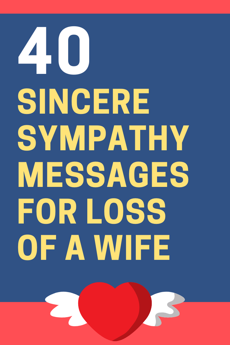 sympathy-messages-for-loss-of-wife