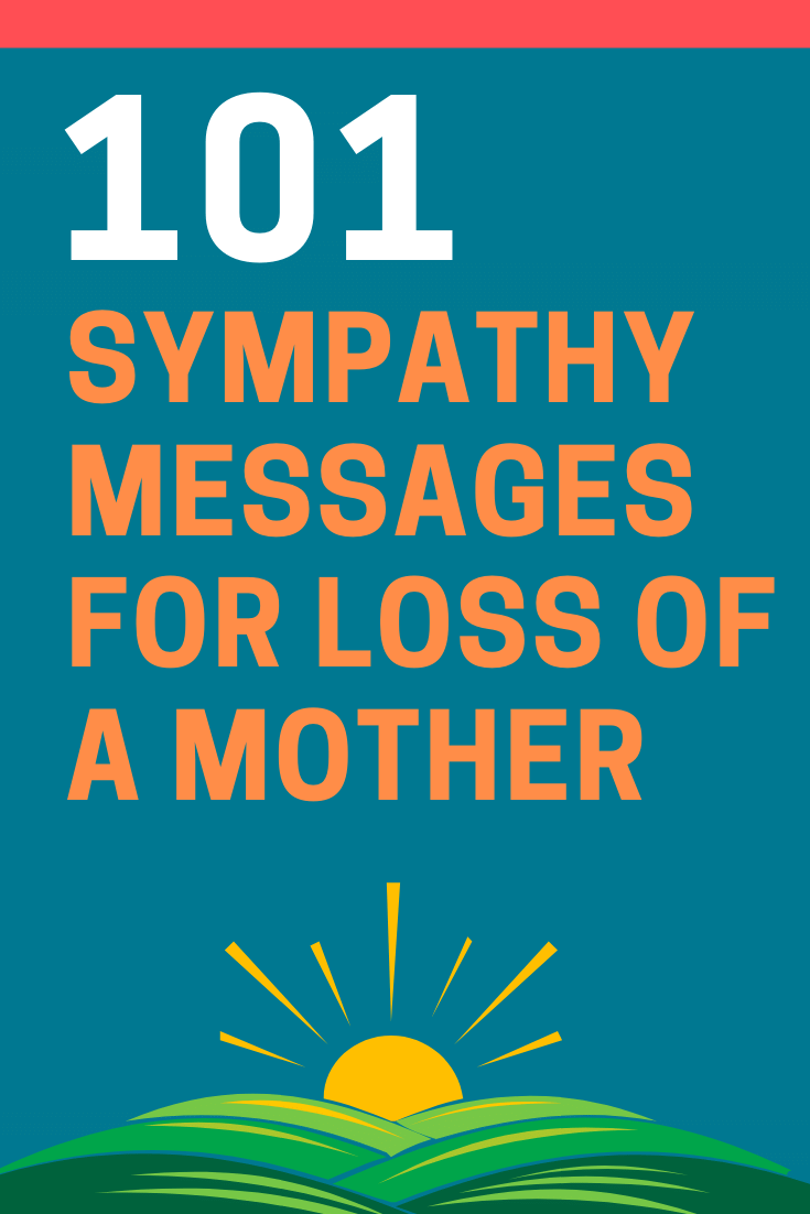 sympathy-messages-loss-of-mother