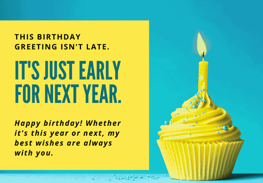 120 Best Belated Birthday Messages And Sayings With Images Futureofworking Com