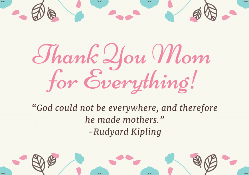101 Heartfelt Thank You Mom Messages And Quotes Futureofworking Com