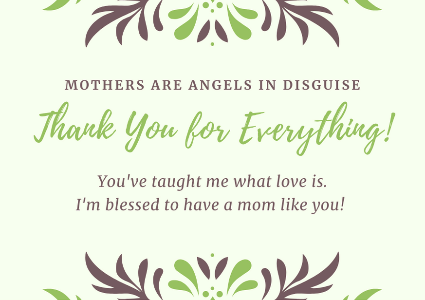 50 Thank You Mom From Daughter Messages And Quotes Futureofworking Com