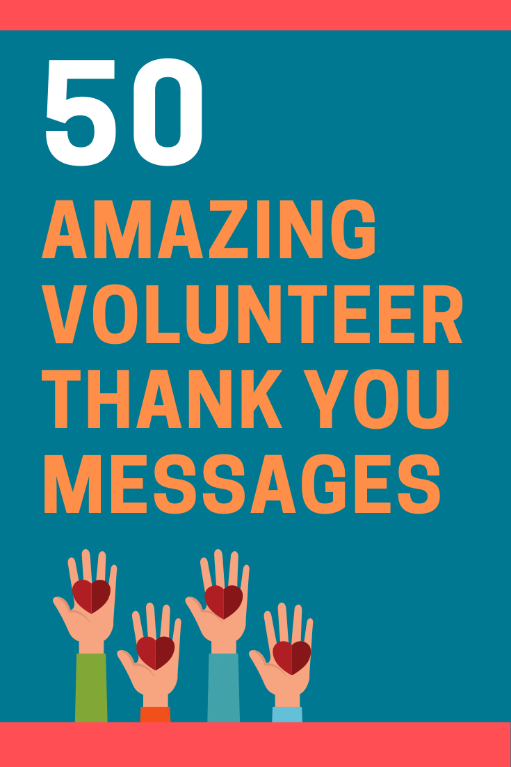3 Heartfelt Thank You for Volunteering Messages and Quotes