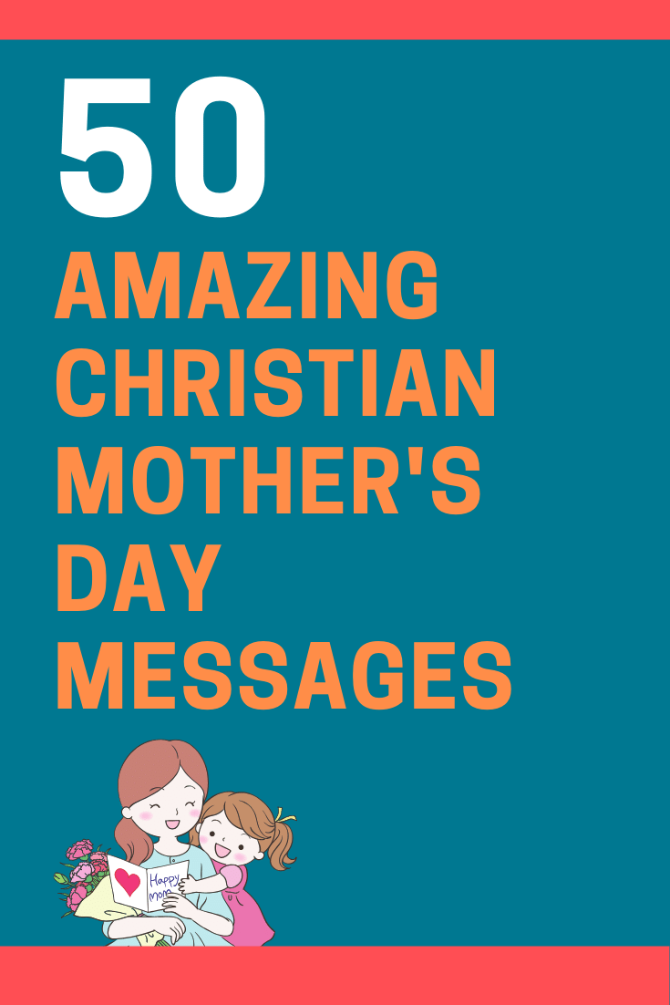 Christian Mother's Day Messages and Bible Verses