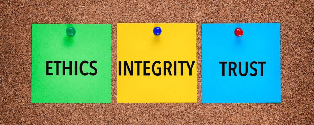 Performance Review Phrases for Integrity