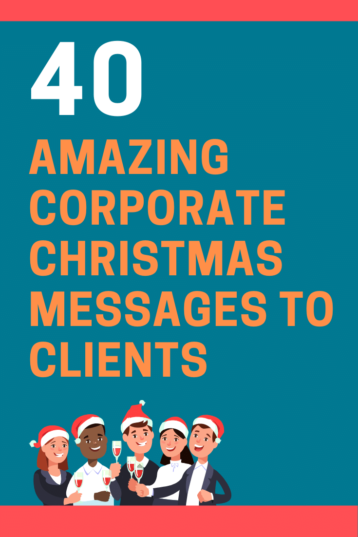 Corporate Christmas Messages to Clients