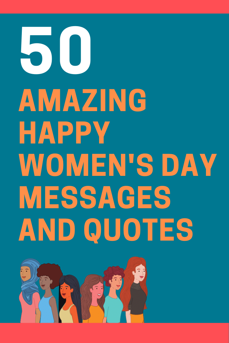 Happy Women's Day Messages and Quotes