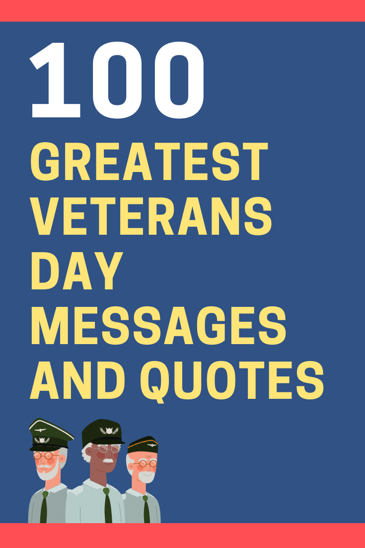 Veterans Day Messages and Quotes