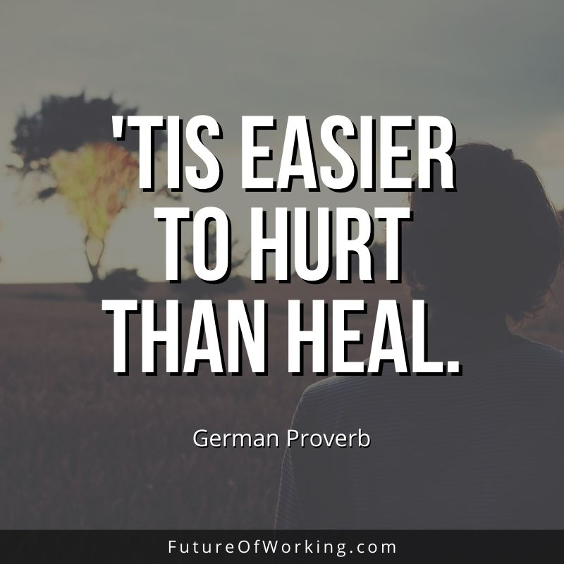 German Proverb Quote