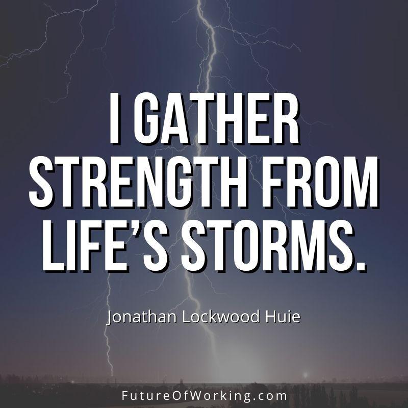Jonathan Lockwood Huie Quote