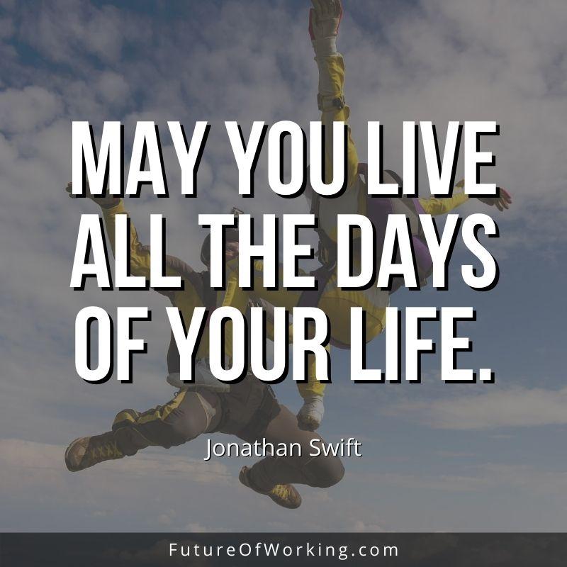 Jonathan Swift Quote