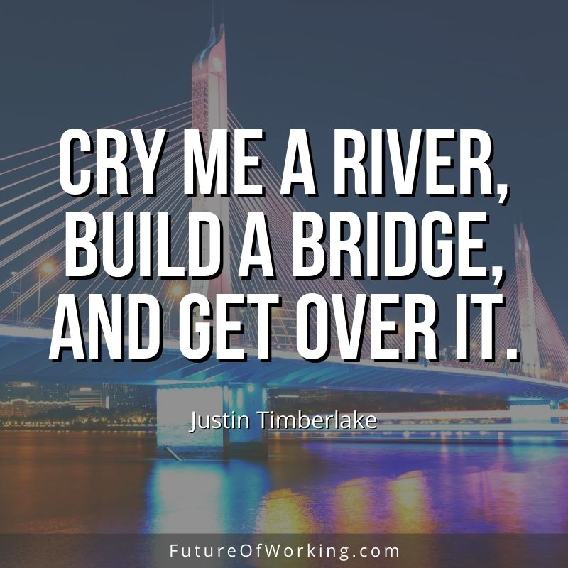 Justin Timberlake Quote