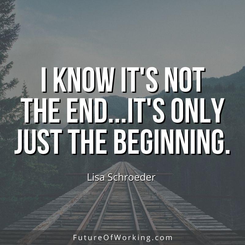 Lisa Schroeder Quote