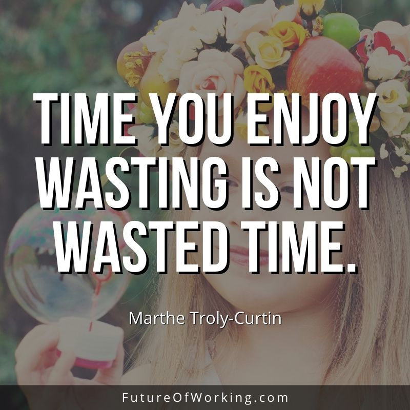 Marthe Troly Curtin Quote