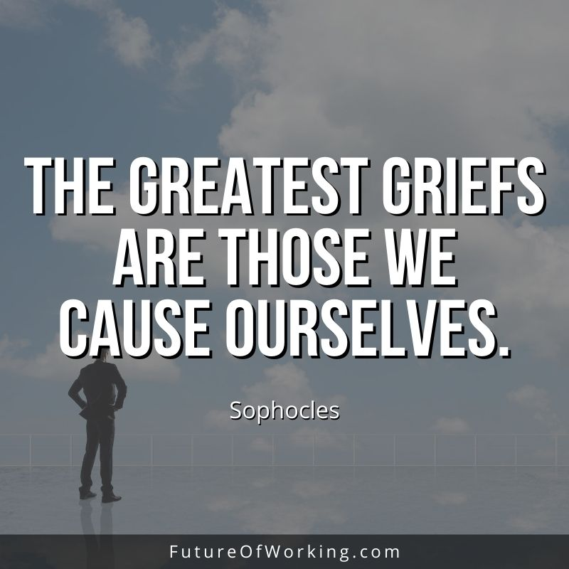 Sophocles Quote