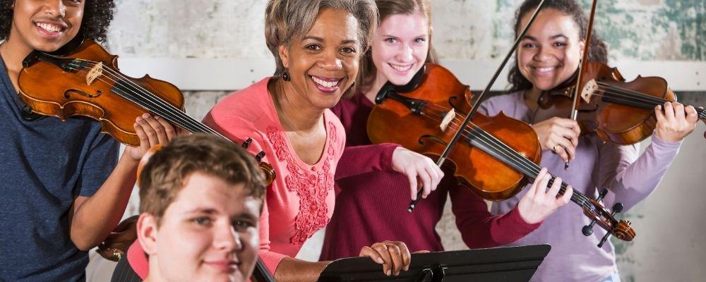 Music Teacher Interview Questions