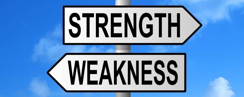 Strengths and Weaknesses List for Job Interviews